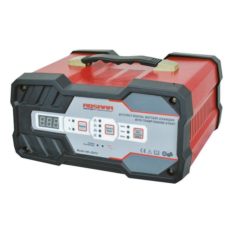 absaar ab js012 chargeur de batterie avec aide au. Black Bedroom Furniture Sets. Home Design Ideas