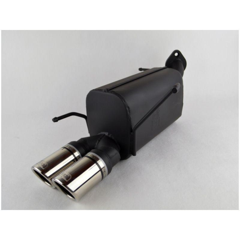 Sport exhaust  Swift IV HB 1.2 69kW 2010-2x 70mm