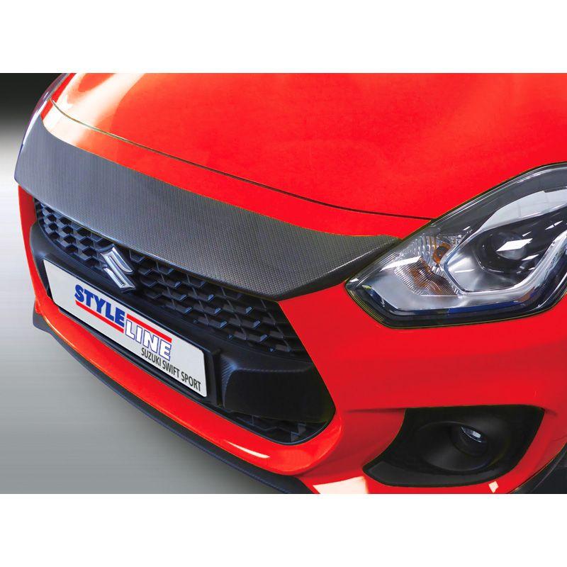 RGM Bonnet protector Suzuki Swift IV Sport 5-doors 4/2018- Carbon-Look