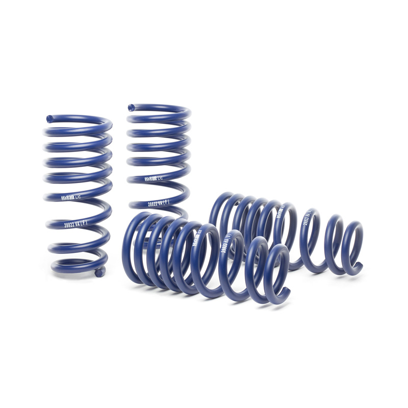 H/&R Lowering Springs compatible with Citroen C1//Peugeot 107//108//Toyota Aygo 2005 FA35-40//RA25-35mm