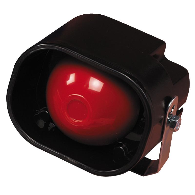 6-Tone siren for TE 666FU alarm systems