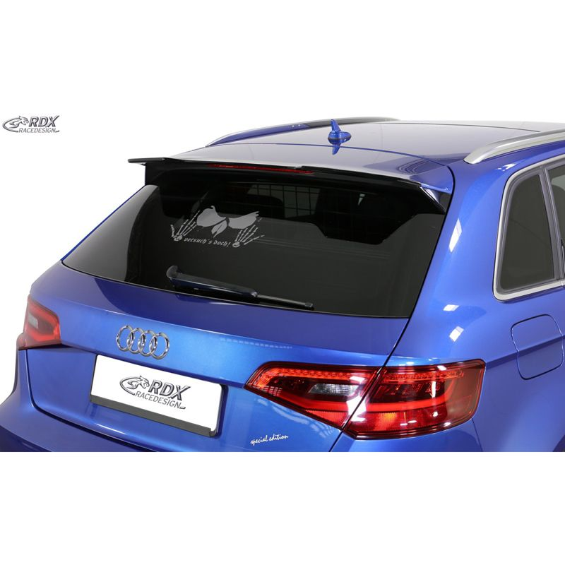 Roof spoiler Audi A3 8V Sportback S-Line & S3 2012- (PUR-IHS)