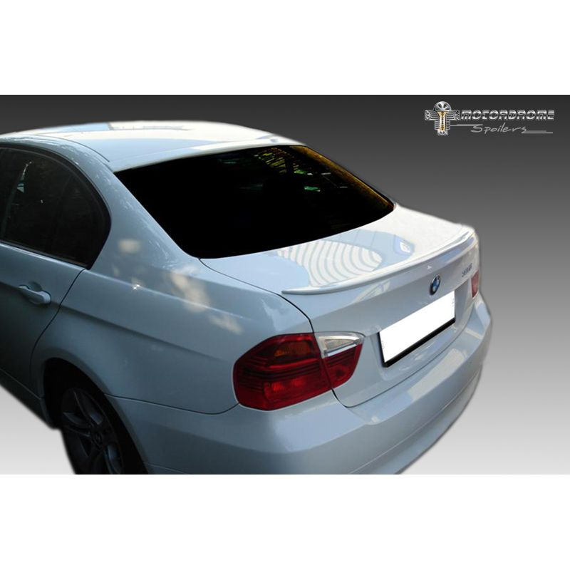 PU Trunk spoiler lip 3-Serie E90 Sedan 2005-2012