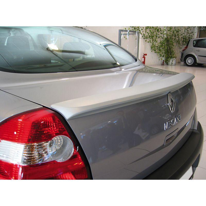 Trunk spoiler Renault Megane II Sedan 2002-2008