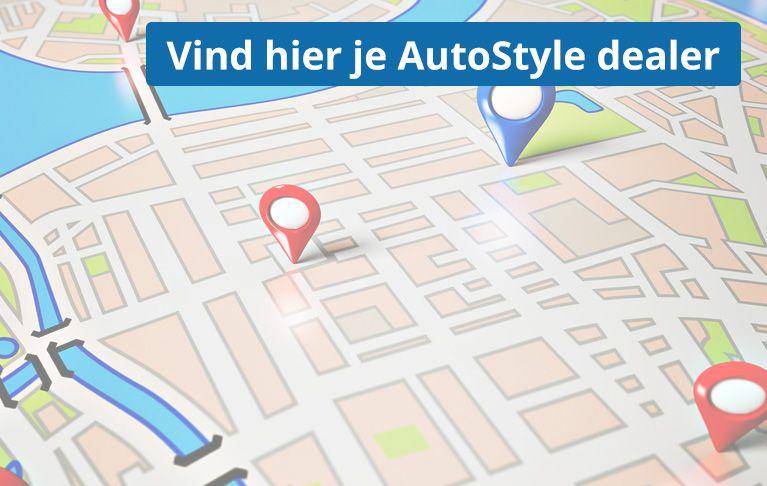 Kies je dealer of autostyle servicepunt