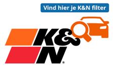 Vind je K-N Filter bij Autosytle